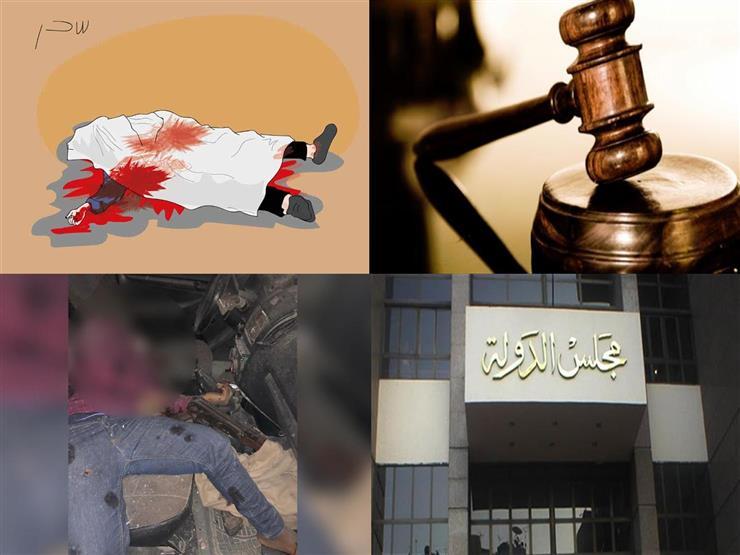 نشرة الحوادث المسائية.. القضاء على مجموعة إرهابية وتمزيق جثة شاب