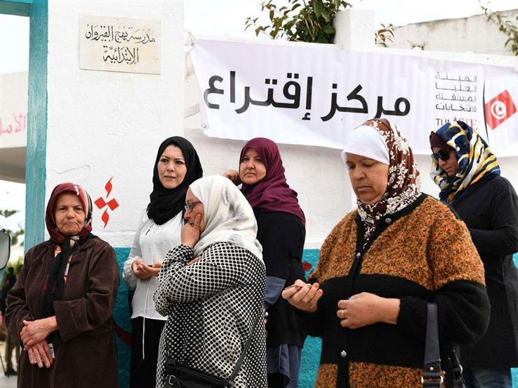 تونس: نسبة المشاركة في الانتخابات الرئاسية وصلت 45.2%