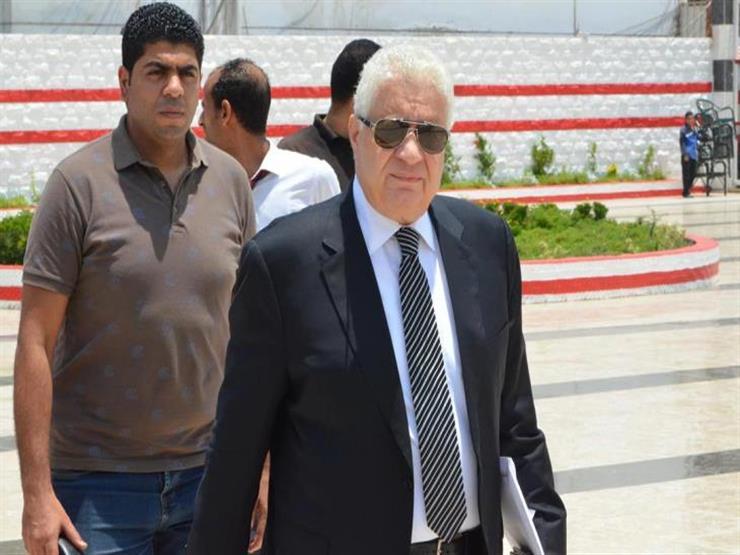 مرتضى منصور: أذعنا مباراة الزمالك ولم نفعل مثل الخطيب   مصراوى