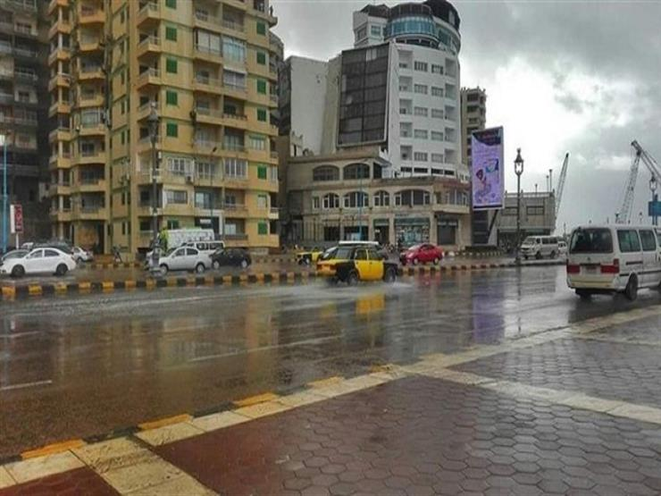 الأرصاد: فرص سقوط أمطار في عدة محافظات