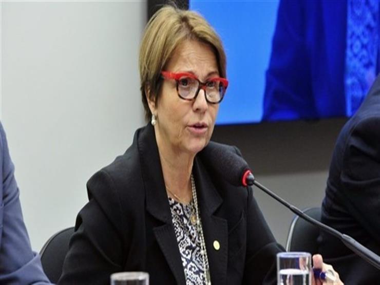 """""""إنشاء شركة لتنصيع اللحوم"""".. تفاصيل لقاء وزير الزراعة ونظيرته البرازيلية"""