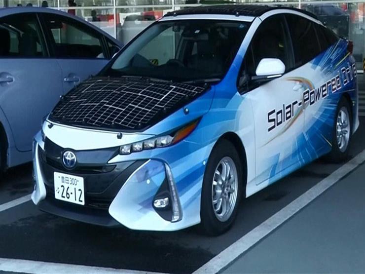 """تويوتا تزيح الستار عن نسخة اختبارية من """"بريوس"""" تعمل بالطاقة الشمسية"""