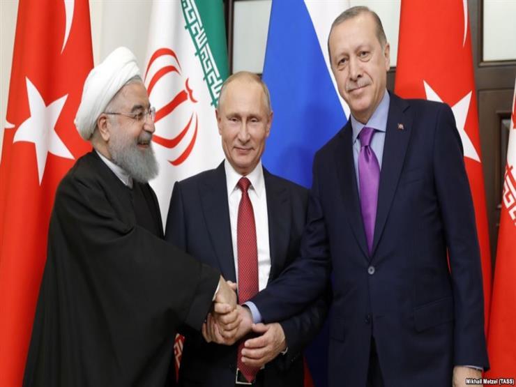"""قادة تركيا وروسيا وإيران في """"قمة ثلاثية"""" حول إدلب السورية"""