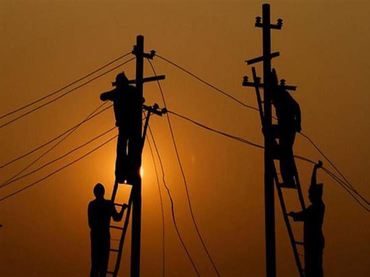 فصل التيار الكهربائي عن 4 قرى في دمياط