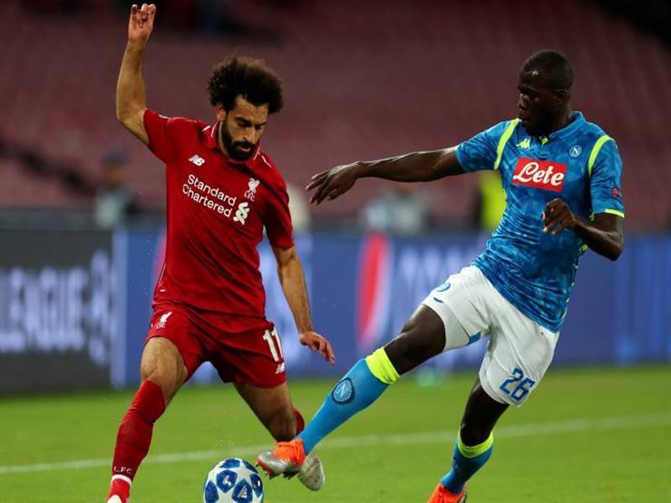 تشكيل ليفربول.. صلاح أساسيًا في مواجهة نابولي بدوري أبطال أوروبا
