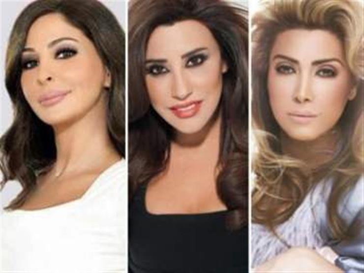 إليسا تعلق على أنباء خلافاتها مع نوال الزغبي ونجوى كرم