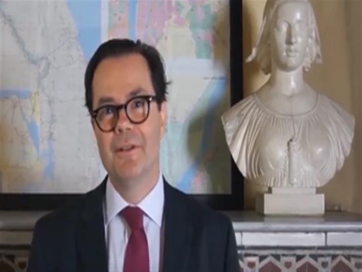 """وزير الآثار يلتقي السفير الفرنسي لبحث تطوير """"صان الحجر"""""""