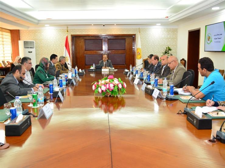 وزير التنمية المحلية يجتمع برئيس هيئة تنمية الصعيد