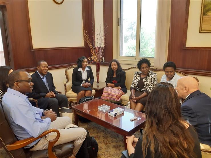 المجلس القومي لحقوق الإنسان: زيمبابوي تتعرف على التجربة المصرية