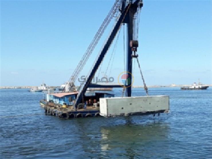 رئيس ميناء الإسكندرية يكشف لوفد البرلمان خطة التطوير