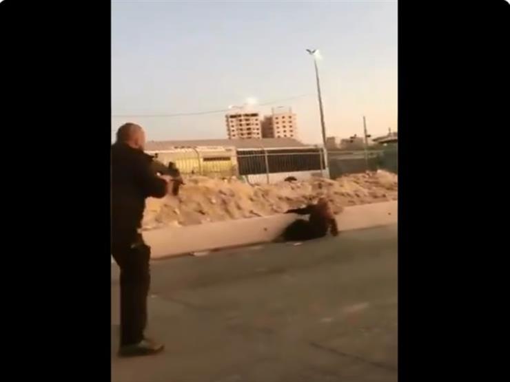 فيديو يُظهر قتل جنود الاحتلال سيدة فلسطينية