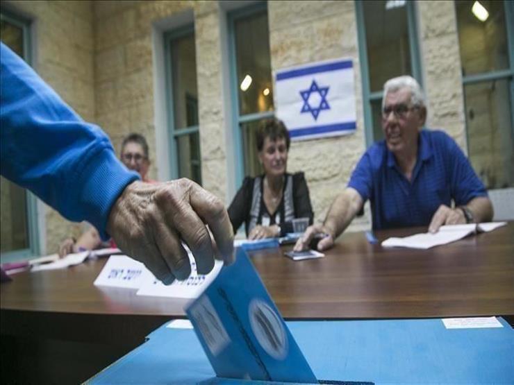 """بعد فرز 95% من الأصوات في إسرائيل: """"أزرق أبيض"""" يتقدم بمقعد أمام """"الليكود"""""""