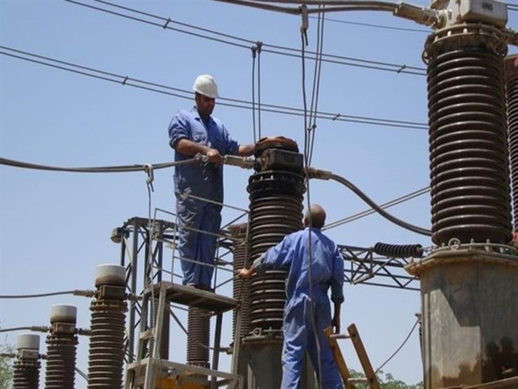 فصل التيار الكهربائي عن 5 مناطق بدمياط للصيانة الدورية