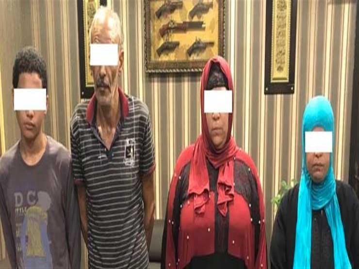 """""""دبحوه ورموه على سكة القطر"""".. ضبط المتهمين بقتل عامل في الإسكندرية"""