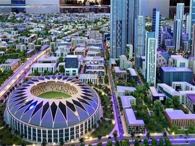 بدء تنفيذ الهيكل الإنشائي المعدني لأعلى برج بأفريقيا في العاصمة الإدارية الجديدة