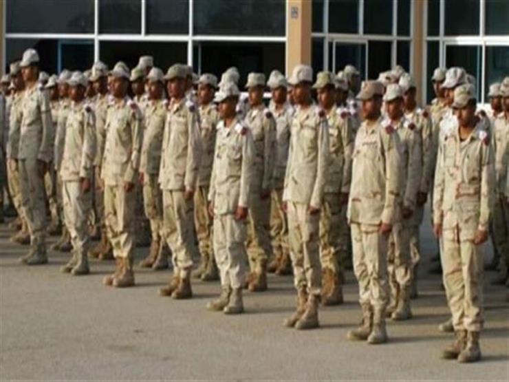 بالمواعيد.. قبول دفعة جديدة من المجندين بمرحلة يناير ٢٠٢٠