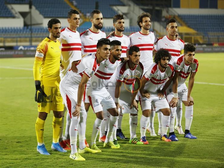 النشرة الرياضية..الزمالك إلى نهائي كأس مصر.. والمقاصة يضم أيمن حفني