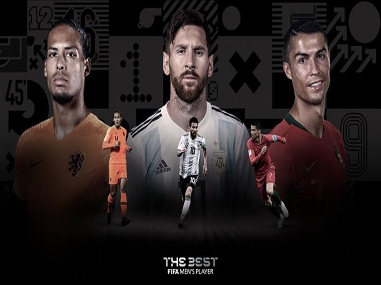 """صلاح خارج القائمة النهائية بـ""""The Best"""".. منافسة قوية على أفضل لاعب ومدرب"""