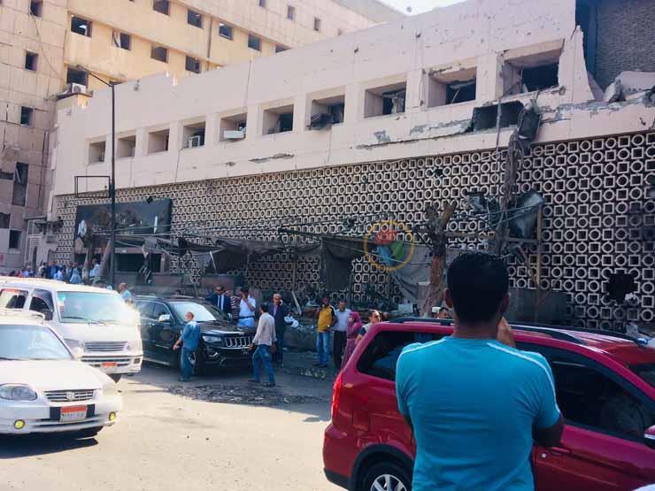 حبس المتهم في تفجير معهد الأورام 15 يومًا على ذمة التحقيقات   مصراوى