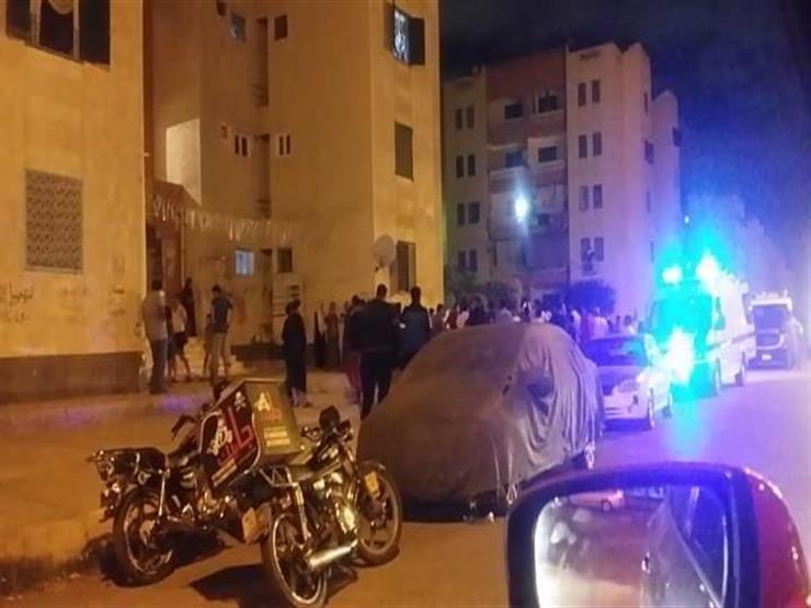 ضبط شابين لتسببهما في سقوط فتاة من شرفة الطابق الخامس في دمياط