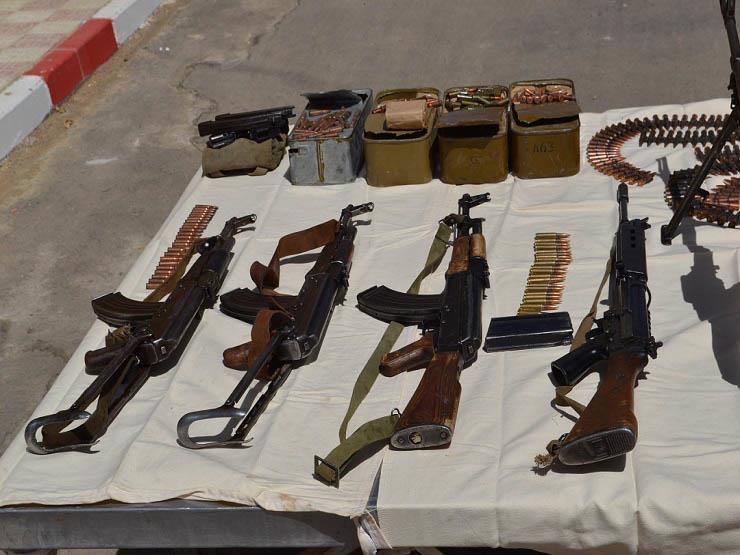 تنفيذ 57 ألف حكم قضائي وضبط 31 قطعة سلاح ناري خلال يوم بالمحافظات