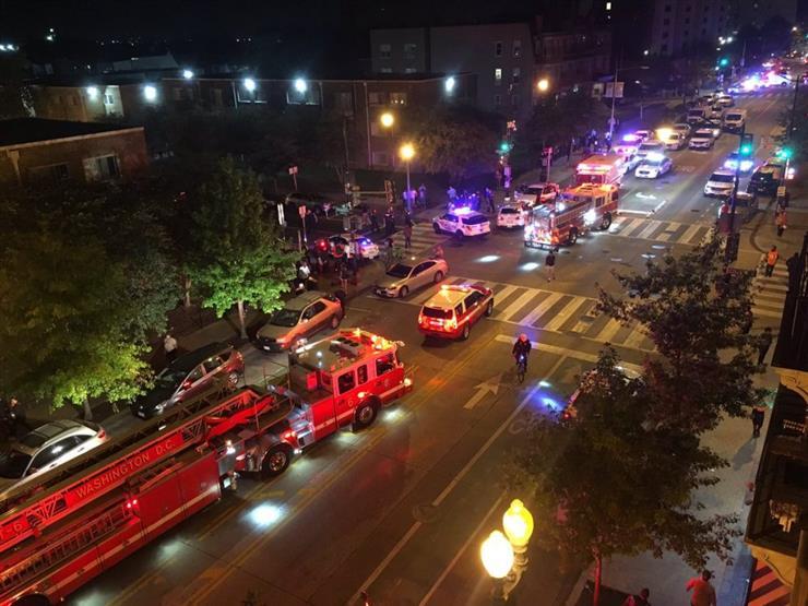 مقتل شخص وإصابة 5 في إطلاق نار عشوائي بواشنطن