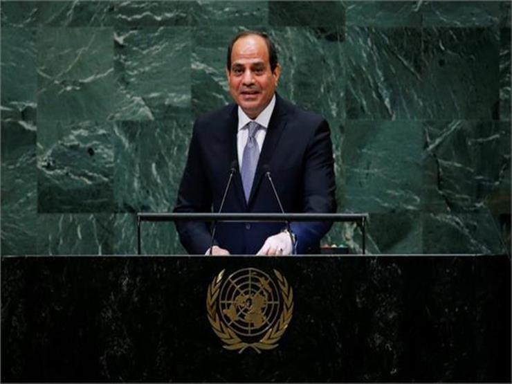 حزب المصريين: خطاب الرئيس بالأمم المتحدة أقوى رسالة للعالم أن مصر مستقرة