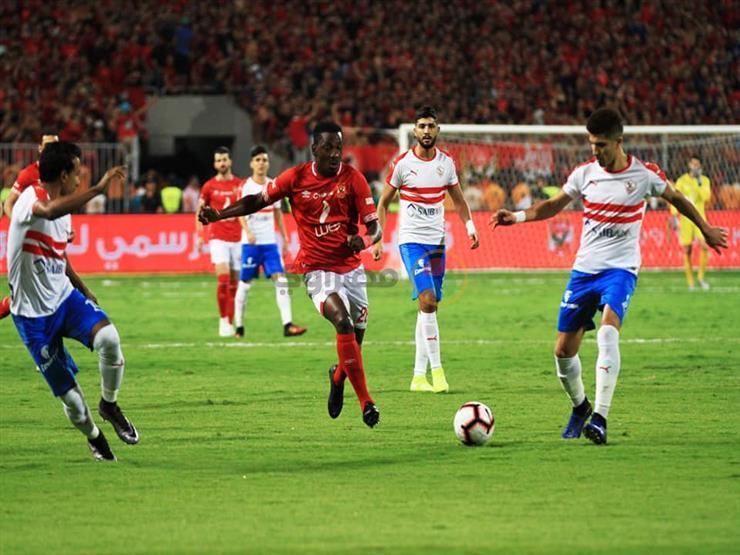 مقترح بإقامة مباراة الأهلي والزمالك المؤجلة في الإمارات