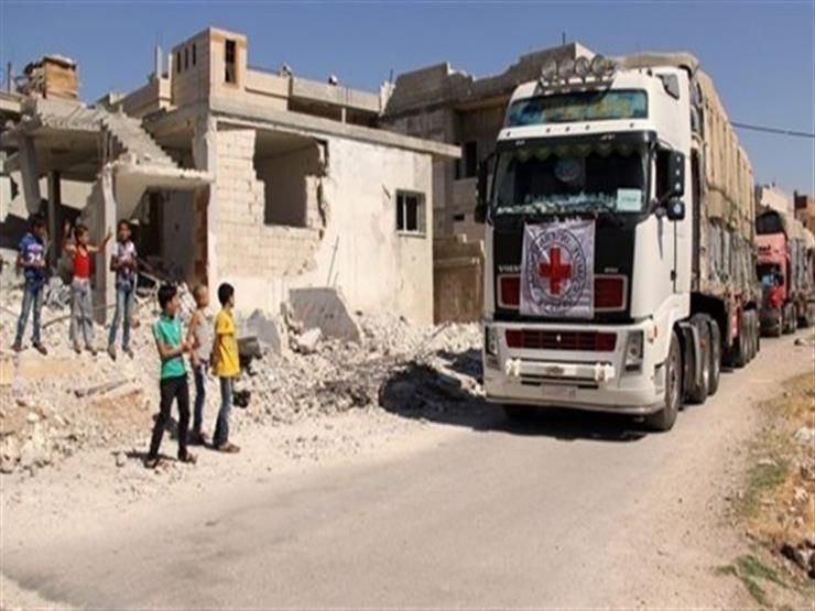 الولايات المتحدة أرسلت 200 شاحنة مساعدات للأكراد في سوريا