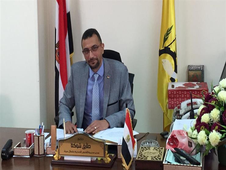 تجديد الثقة في وكيل وزارة الصحة بشمال سيناء لعام جديد