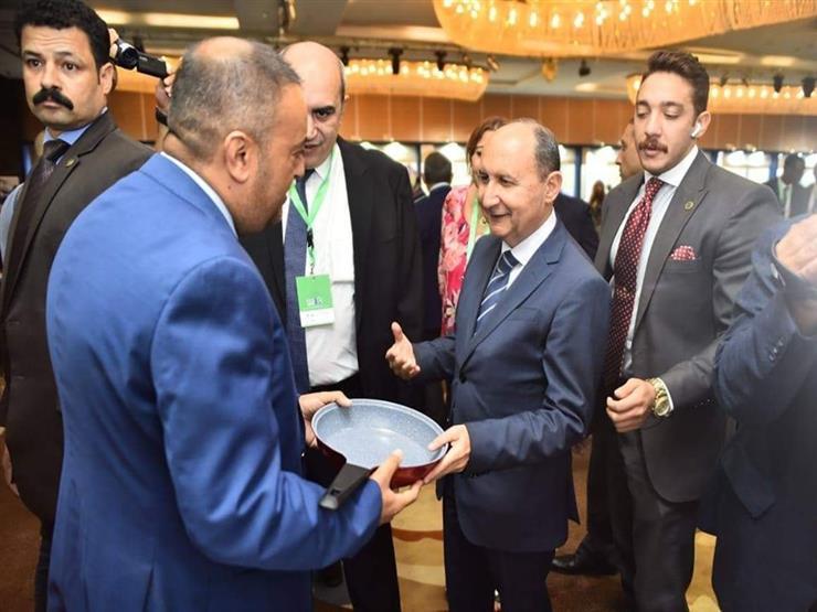 وزير التجارة يفتتح معرض الأجهزة المنزلية والكهربائية بمشاركة عربية وأفريقية