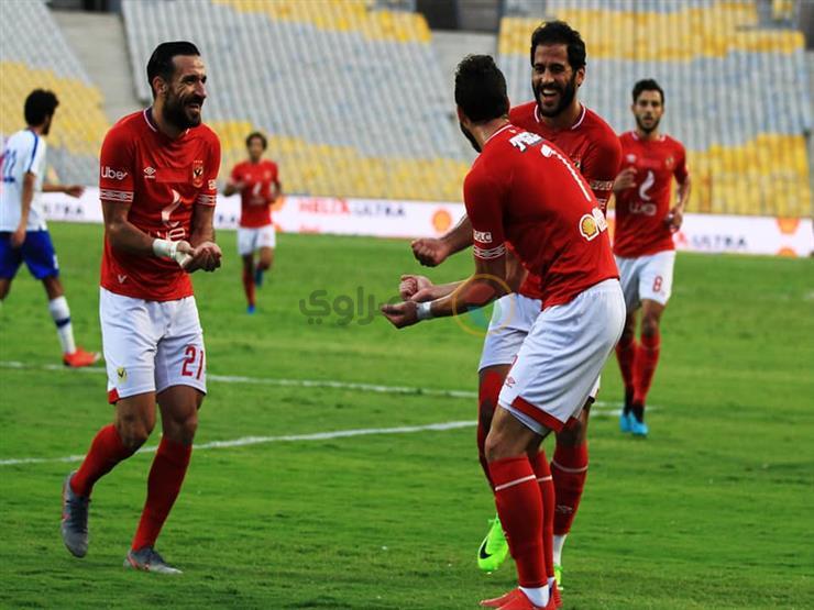 نقل مباراة الأهلي وكانو سبورت إلى برج العرب