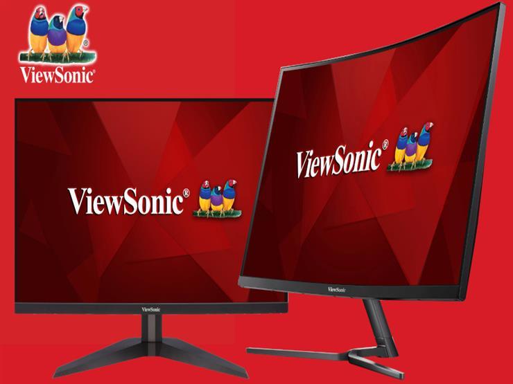 """""""فيوسونيك"""" تطلق شاشات جديدة لعشاق الألعاب"""