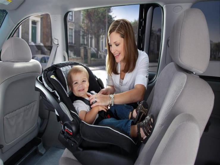 تعرف على المكان الأكثر أمانا لطفلك في السيارة