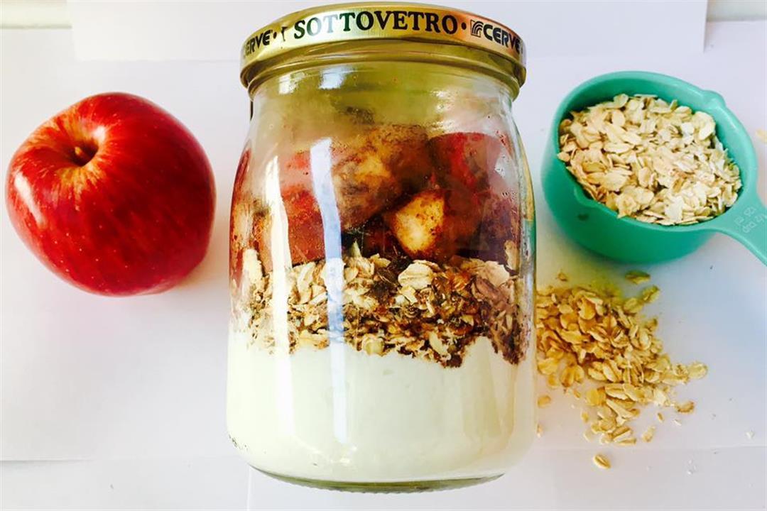 فطيرة التفاح وجبة خفيفة تمنحك شعورًا بالشبع.. إليك طريقة التحضير