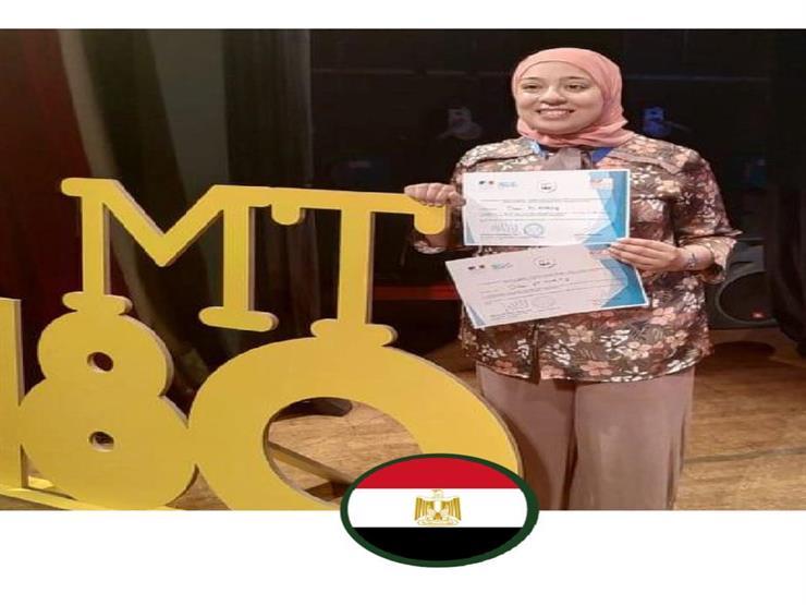 طالبة بـ ألسن عين شمس  تفوز بالمركز الأول في مسابقة  أطروحتي   مصراوى