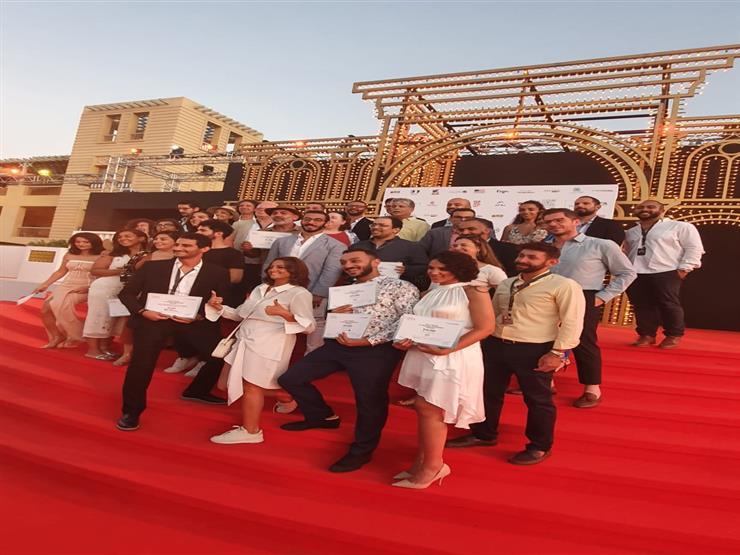 """الفائزون بجوائز """"منصة الجونة"""" لـ""""مصراوي"""": مهمة وتساعدنا في خروج مشاريعنا للنور"""