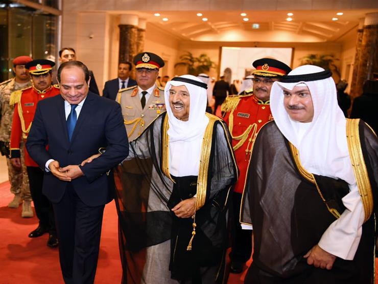السفير المصري في الكويت: زيارة السيسي عكست قوة العلاقة بين البلدين