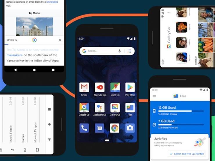 """جوجل تطلق """"Android 10 Go"""" الجديد"""