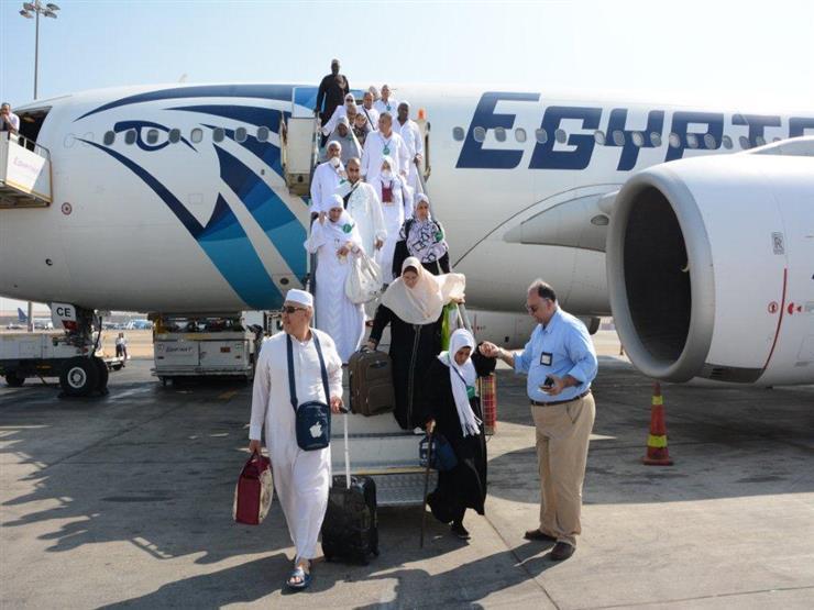 """""""الطيران المدني"""" تعلن ختام موسم الحج: وصول 110 آلاف حاج من السعودية"""