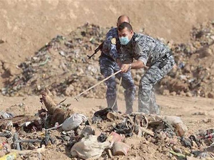 الدفاع المدني العراقي: العثور على 20 جثة لعناصر من داعش في وسط الموصل