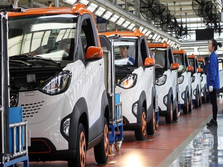 الصين تبحث زيادة مبيعاتها من السيارات الكهربائية إلى 60% بحلول 2035