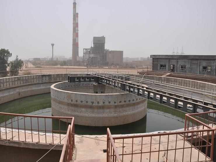 """بتكلفة 3.5 مليون جنيه.. إحلال وتجديد محطة مياه قرية """"بدخلو"""" في الوادي الجديد"""