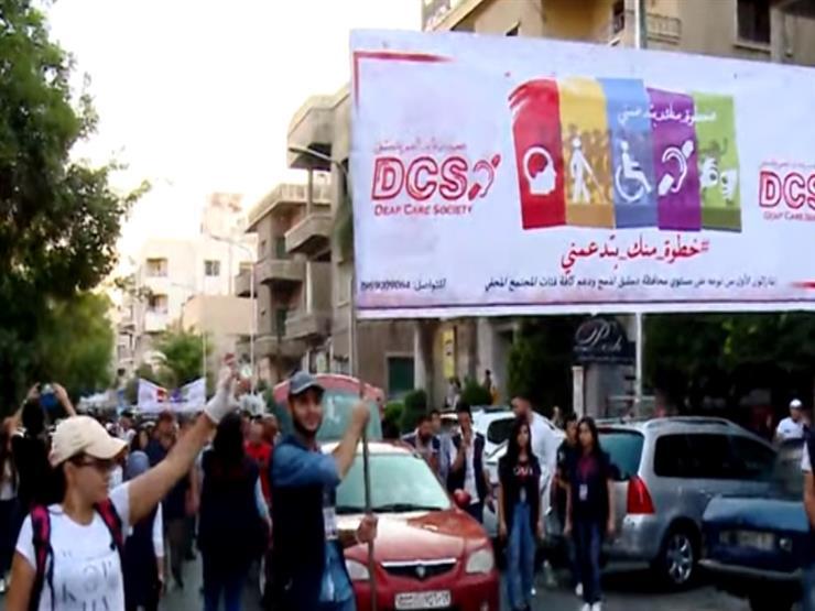 انطلاق الماراثون الأول من نوعه في سوريا لذوي الاحتياجات الخاصة