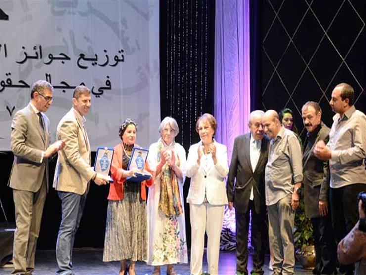 """مسلسل """"نور في قرية الطيبين"""" يحصد جائزة التميز من المجلس القومي لحقوق الإنسان"""
