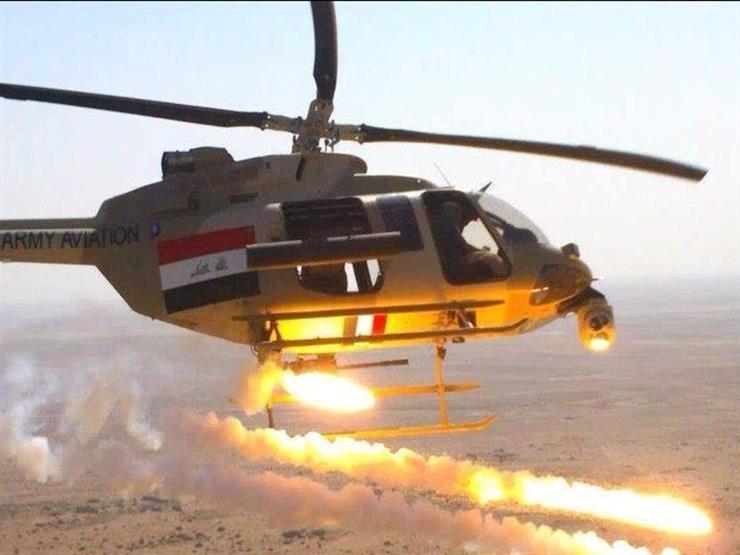 العراق: مقتل 8 دواعش في ضربة جوية جنوب الموصل