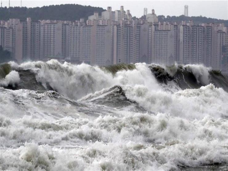 """إعصار """"لينج لينج"""" يتسبب في مصرع وإصابة 23 شخصا في كوريا الجنوبية"""