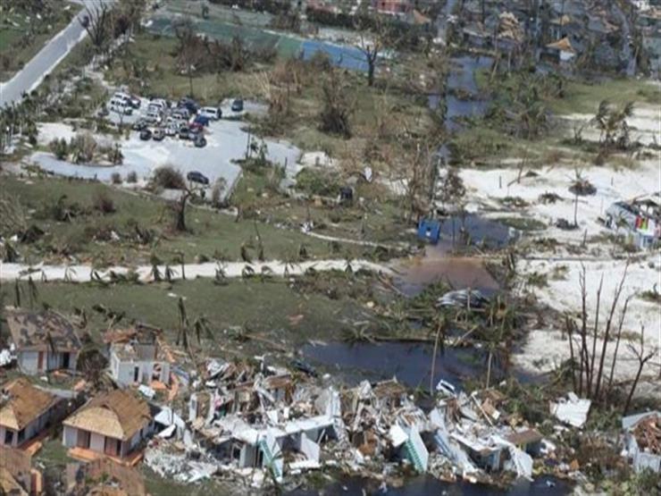 برنامج الأغذية العالمي يحذر من تدهور الأوضاع في الباهاما بعد إعصار دوريان