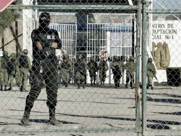 مقتل 16 وإصابة 5 آخرين في أعمال شغب بسجن مكسيكي