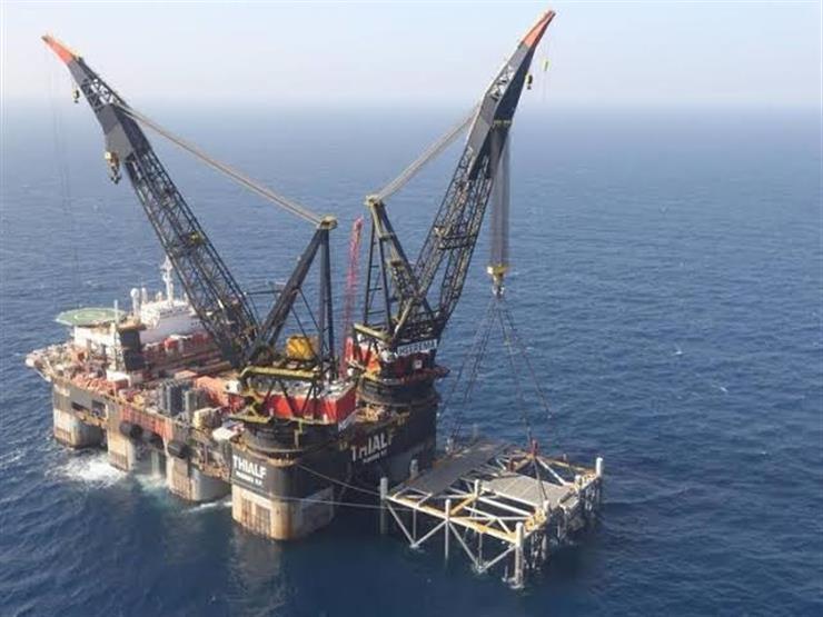 مصر تبدأ رسميا استقبال الغاز الطبيعي من إسرائيل